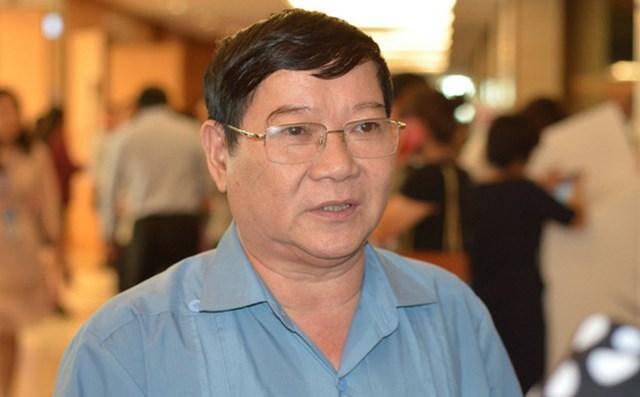 Ông Lê Như Tiến.