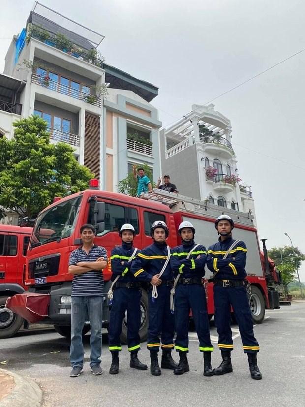 Phát sóng bộ phim tôn vinh lính cứu hỏa - Ảnh 1