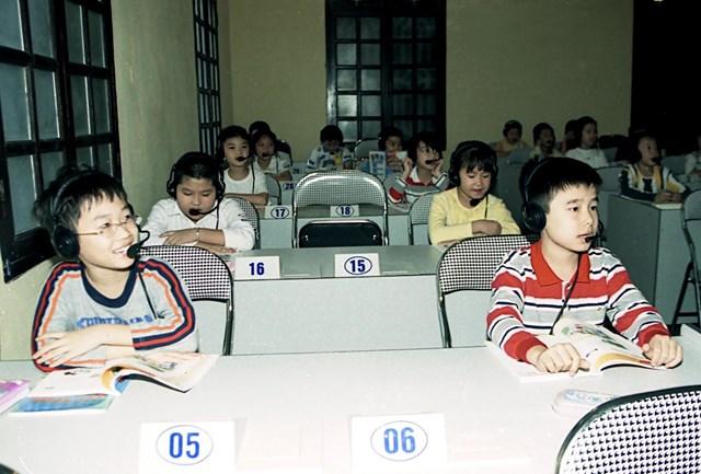 Cần thúc đẩy học Ngoại ngữ trong nhà trường phổ thông.