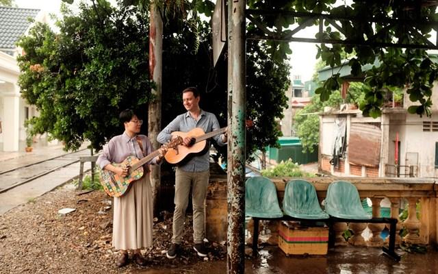 Ra mắt album âm nhạc hợp tác giữa Việt Nam và Australia - Ảnh 1