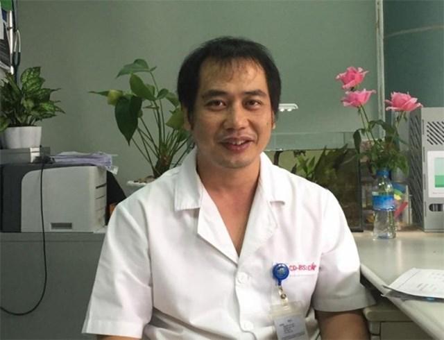 Bác sĩ Nguyễn Trung Cấp - Công dân Thủ đô ưu tú năm 2020.