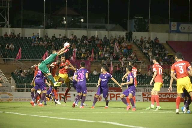 Sài Gòn FC sẽ có trận đấu khó khăn trước tân binh Hồng Lĩnh Hà Tĩnh.