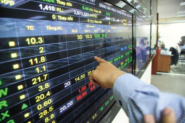 Thị trường chứng khoán xuất hiện nhiều điểm sáng.