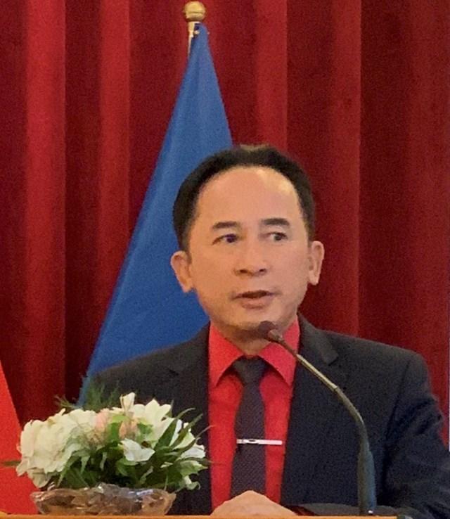 Ông Trần Anh Tuấn.