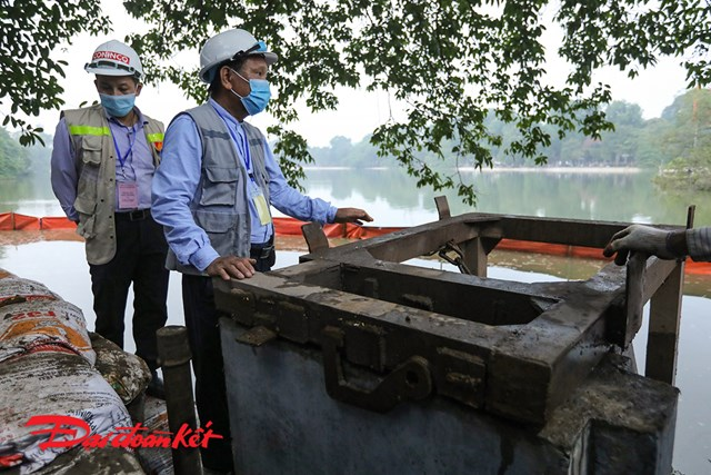 Tất cả các nguyên liệu đầu vào và sản phẩm kè đều được đánh giá chất lượng và nghiệm thu sản phẩm bê tông cốt sợi đúc sẵn theo tiêu chuẩn TCVN ban hành.